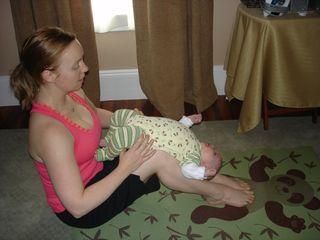 LaurenHajjar and Baby