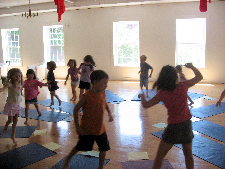 The Kids Yoga Resource: Kids Yoga Songs / Music
