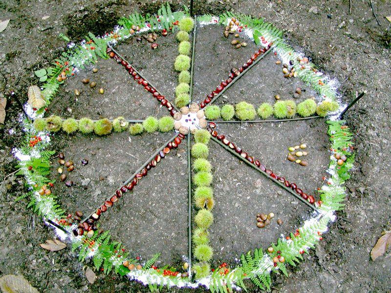 Nature Mandala 4