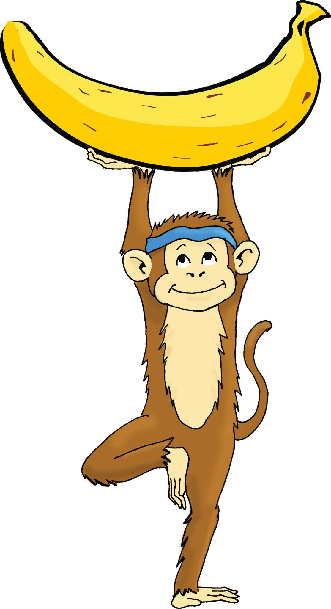 yoga monkey and the search for the prana banana the kids yoga