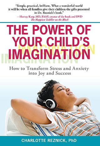 Power of Your Imagination Book Cover