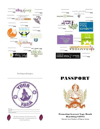 Yoga Passport