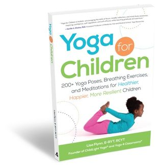 Yoga for Children Book Image-3D