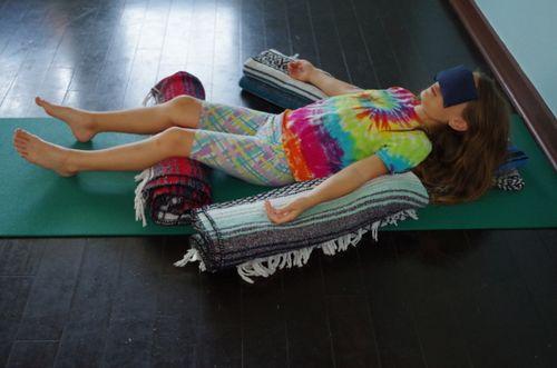 Back-to-school yoga - 5