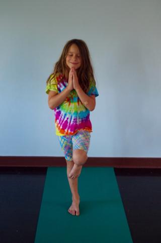 Back-to-school yoga - 3
